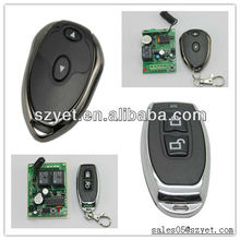 2 channel 433/868/915mhz remote control rc transmitter receiver