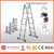 quick combinational ladder,folding step ladders,multi purpose ladder