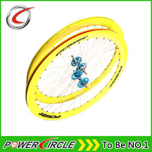 Power P14HT-40S 100mm Bicycle Wheels For Fixed Gear Bike