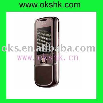 8800 sapphire arte original brand phone,GMS mobile,SMS cell phone