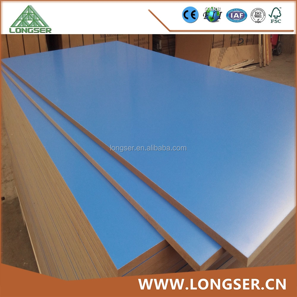 Melamine board colors / water proof melamine board / melamine board