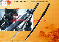 Game sword-Raidens Metal Gear Rising Revengence Handmade Sword