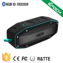 manual portable mini bluetooth speaker with usb charger