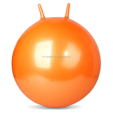 Thicken PVC gym yoga ball with handle