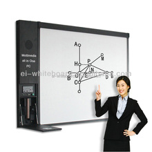 Dual Users Optical Interactive smart whiteboard for class