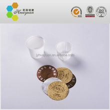 K-cup Paper filter with the pp bracket type in kcup wholesale