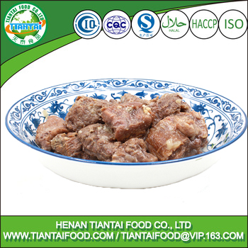 Factory Price Food Product Type Cooked Beef For Hotel Kitchen