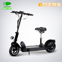 24v 250w lithium battery electric scooter