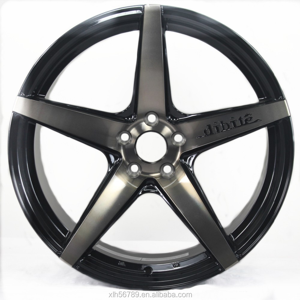China factory auto parts car alloy rims xxr wheels