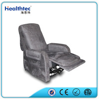 professional up and down electric leather sofa recliner