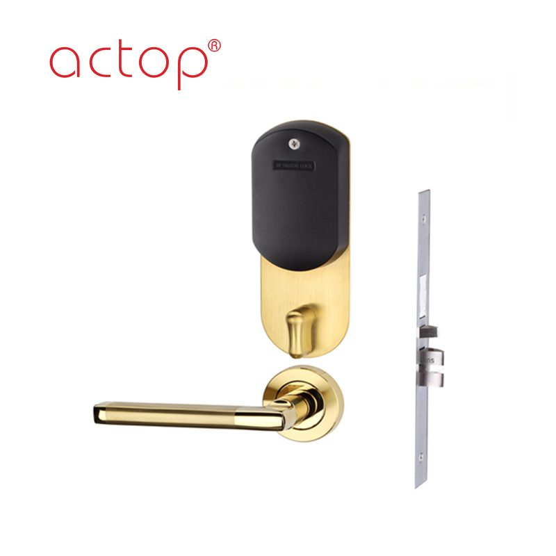 Energy Saving Hotel Card Reader Locks for Hotel RCU