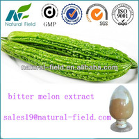 bitter melon plant extract with top quality /best service/ISO/HACCP