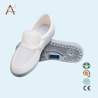 Antistatic safety shoes lady footwear wholesale cheap footwear for cleanroom