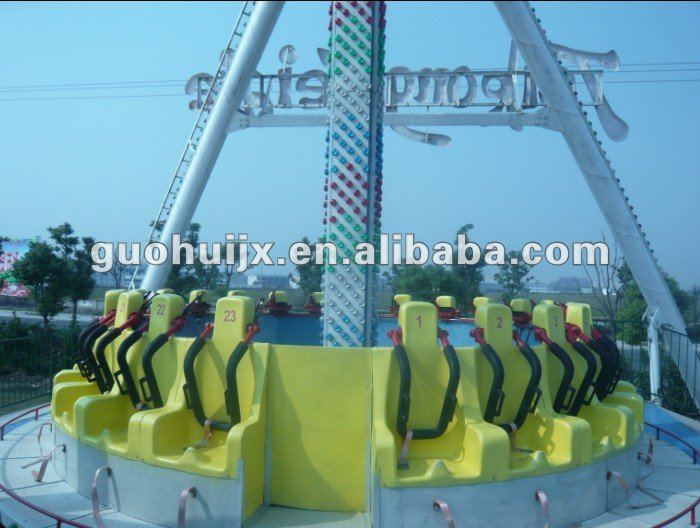 amusement ride big bob