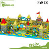 castle themed children soft indoor playground franchises