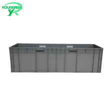 1200*400*340mm EU standard euro stacking containers moving box plastic storage