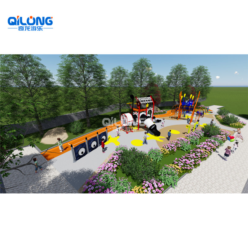 Wholesale Cheap Professional Playground Outdoor, Outdoor Children Playground Equipment