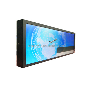38 inch Android Full HD Digital led lcd tv/bar shaped lcd display/ultra wide car monitor