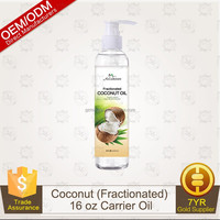 OEM/ODM natural fresh pure Coconut oil