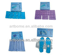 Artborne body comfort heat pack(reusable) -New Patented Products for 2013(CE/EN71/FDA/RoHS/SGS))