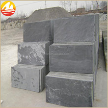 Natural Black Slate Stone Floor Tile Price