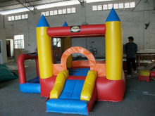 Obstacles kits mini inflatable jumping bouncer