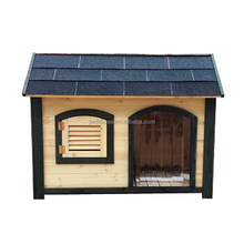 Custom Wooden Dog House Dog Kennel With Detachable Roof