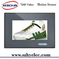 Shenzhen newest cheap 7 inch led full color advertise display with 1280x720 hd resolution