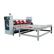 FYQ series of corrugated paperboard separating paper,prlling the line ,slicing the corner & opening the slot machine