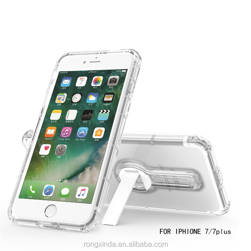Cheap Import Products Clear New Coming Long Lasting Mobile Phone Case Soft TPU Shockproof Bumper Case For iPhone 7 For iPhone 6