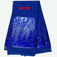 Wholesale african women fashion designs embroidered laser cut lace fabric