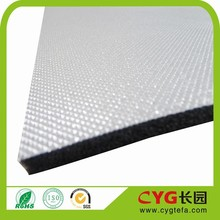 Soundproofing Building Insulation XPE Foam with Aluminum Foil/Sound Absorption/PE Foam Building Insulation Materials
