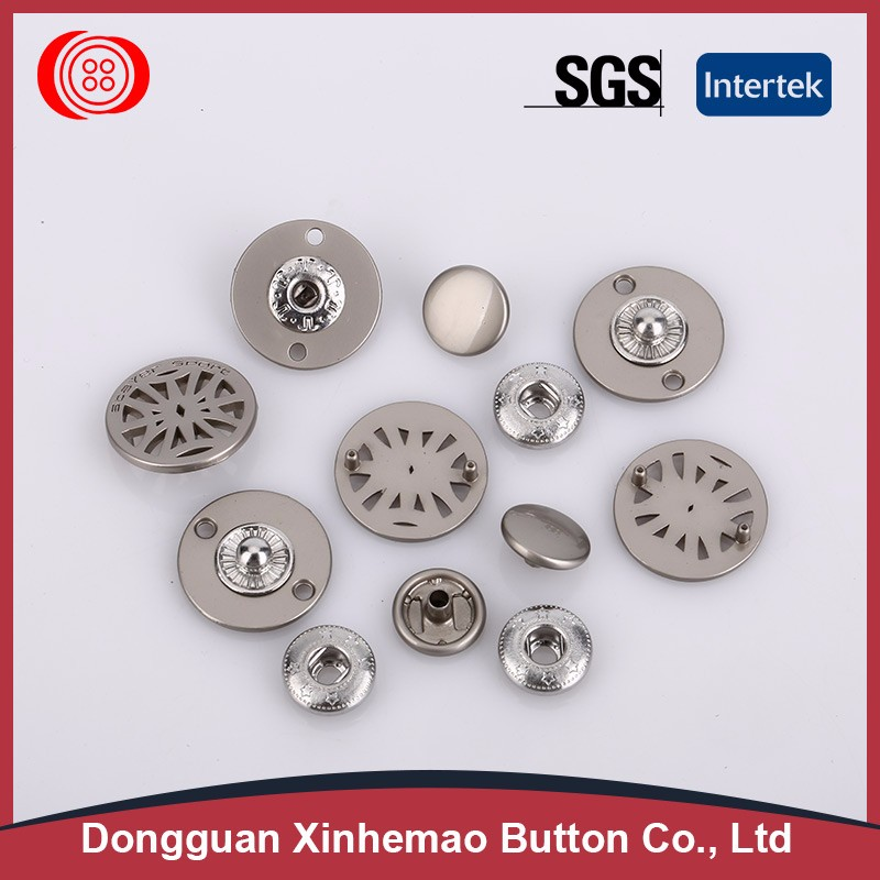 Good Sealed magnet snap buttons for clothing