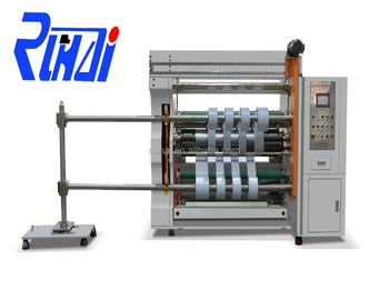 GSFQ-C High speed big paper roll rewinding machine