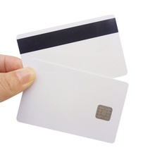 Blank RFID Java Card Smart Card with Hico Magnetic Strip