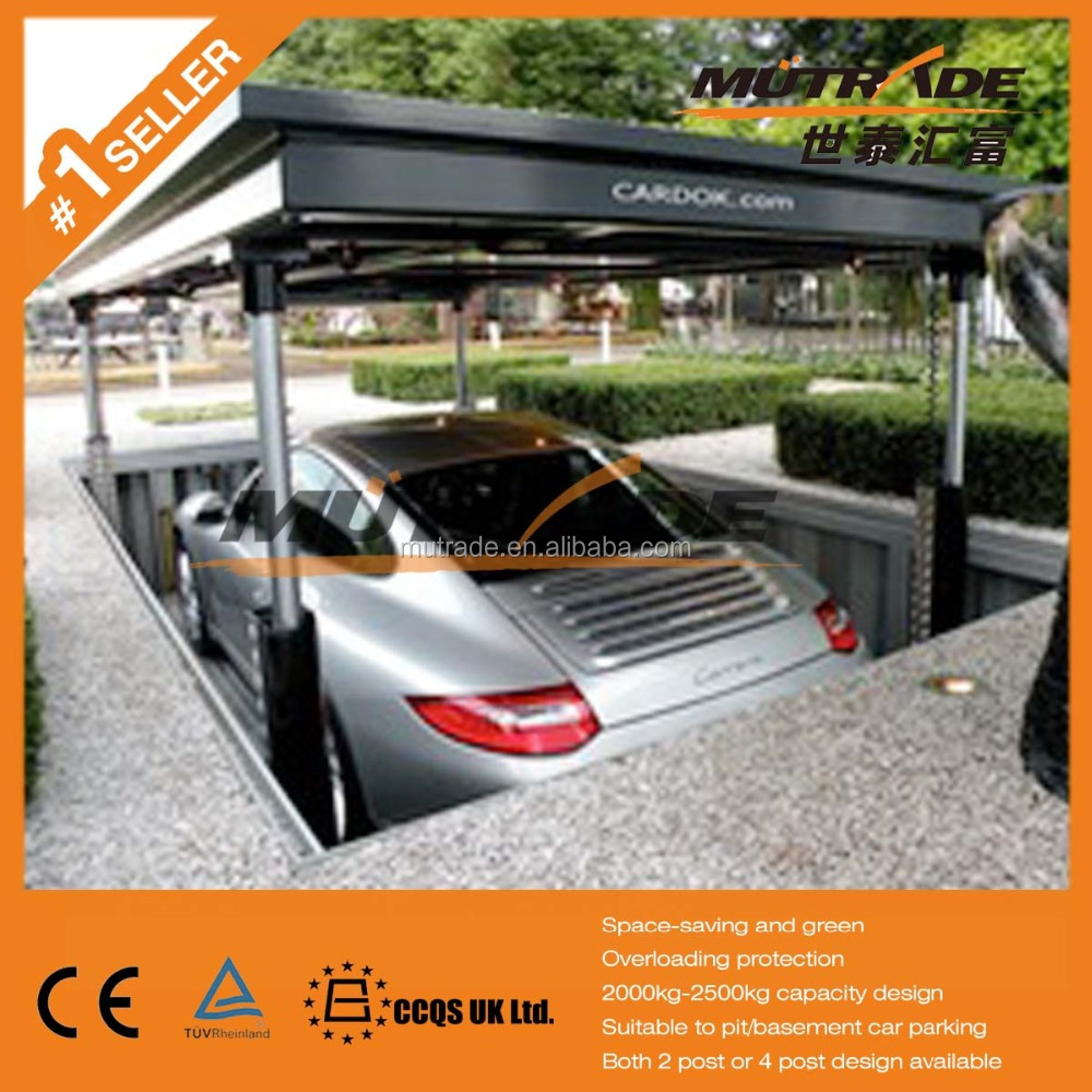 elevator auto second hand car parking system