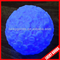 Magic color changing led light ball wholesale