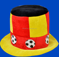 Factory direct sell fan hat for football game