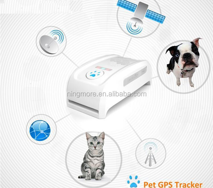2016 real time mini gps pet tracker,tractive pet gps tracker and gps pet tracking device