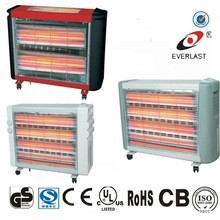 2800W high quality and cheap big Electric Quartz Heater