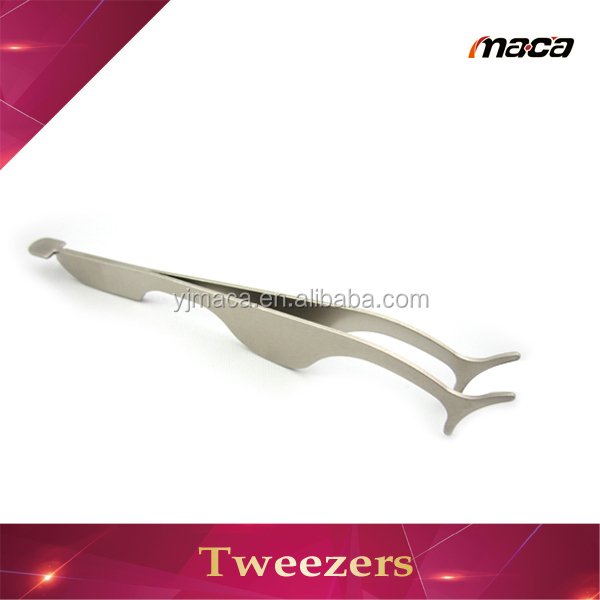Hot selling make up fashion lady tweezers