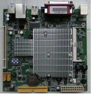 Mini-ATX Industrial Motherboard/ onboard Intel 915EM-900Mhz-1.73Ghz