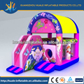 Lovely inflatable bouncy jumping castle/fairland for children