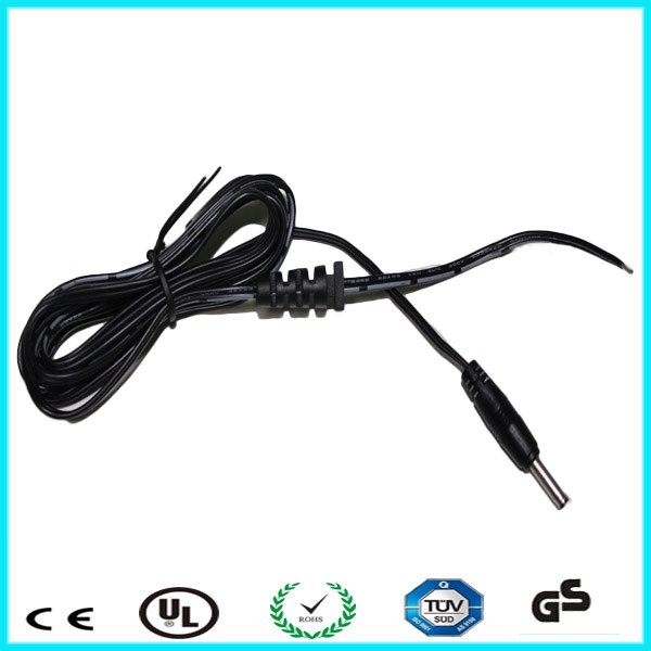DC plug power pigtail dc 2.1mm security camera dc cable