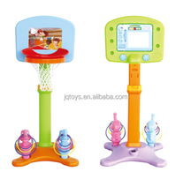 portable mini size basketball stands for kids