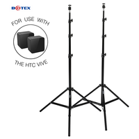 Extension Type Aluminium Alloy Tripod Stands