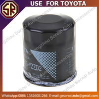 High quality Competitive Price auto Oil filter for TOYOTA 90915-YZZD2