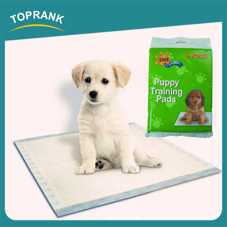 Cheap wholesale urine absorbent dog sanitary pads disposable pet pee pad
