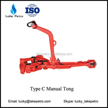High quality C Type casing Manual Tong