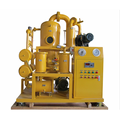 1000LPH Ultra-High Voltage Vacuum Transformer Oil Filtration System Made in Zhongneng